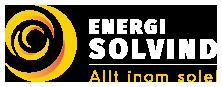 Energi Solvind - Allt inom solel