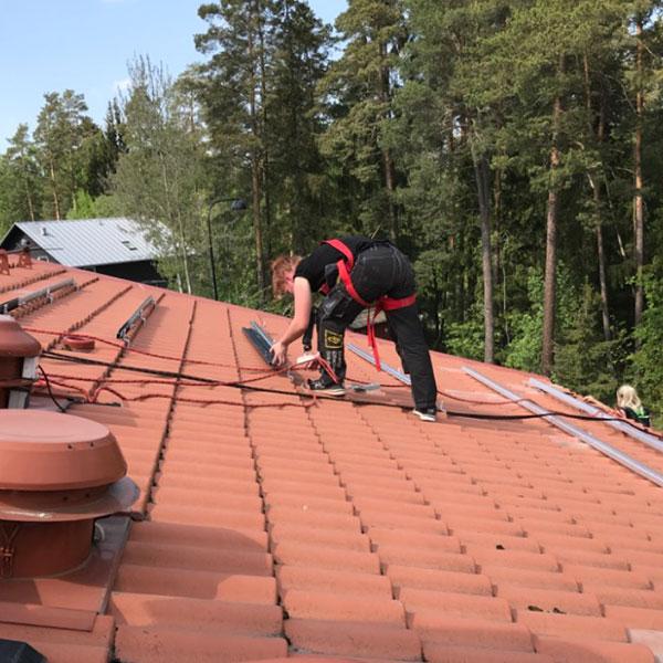 Installation Solceller Järfälla