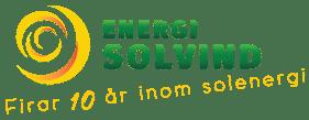 Energi Solvind Logotyp